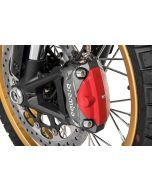 Brake calliper cover front, red for Ducati Scrambler from 2015