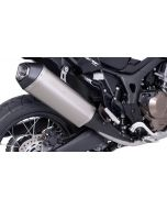 Remus Okami titanium silencer for Honda CRF1000L Africa Twin 2017, slip-on with ABE certification