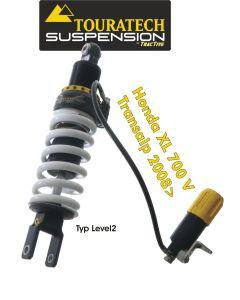 Touratech Suspension shock absorber for Honda XL700V Transalp from 2008 type Level2/ExploreHP