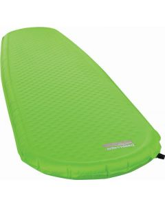 Insulated foam sleeping pad Thermarest Trail Pro, green, size regular-wide