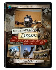 VIDEO DVD The Achievable Dream Part two - Gear Up