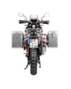 ZEGA Mundo aluminium pannier system for KTM 1290 Super Adventure (2021-)
