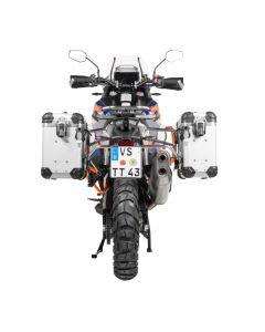 ZEGA Evo aluminium pannier system for KTM 1290 Super Adventure (2021-)