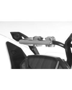 GPS handlebar bracket above the instruments, for Honda CRF1000L Africa Twin/ CRF1000L Adventure Sports, GPS bracket adapter bracket for navigation systems