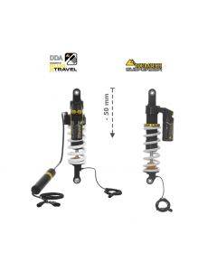 Touratech Suspension-SET Plug & Travel -50 mm lowering for BMW R1200GS (LC) 2013 - 2016