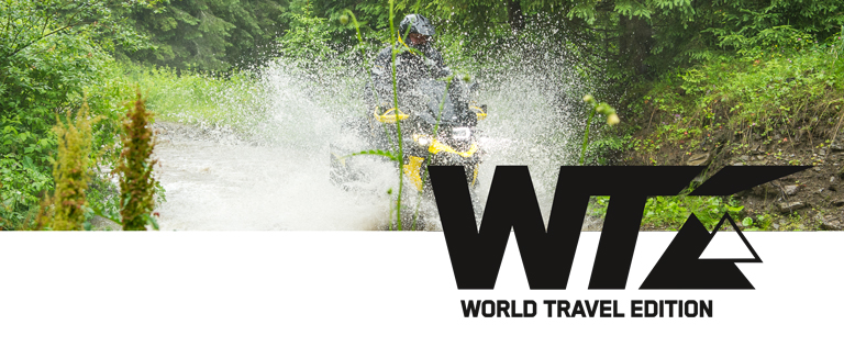 Touratech complete vehicles